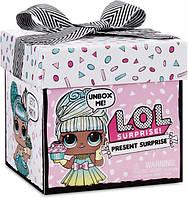 Игровой набор с куклой L.O.L. SURPRISE! серии Present Surprise Подарок в ассортименте Пром-цена