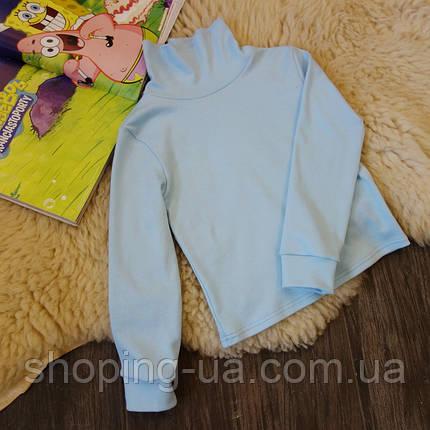 Водолазка - гольф голубой Five Stars KD0273-116p, фото 2