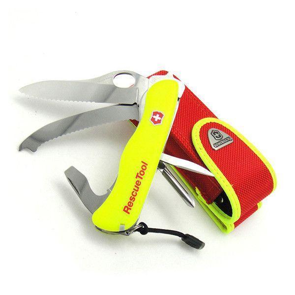 Ніж Victorinox Rescue Tool 0.8623.MWN Жовтий