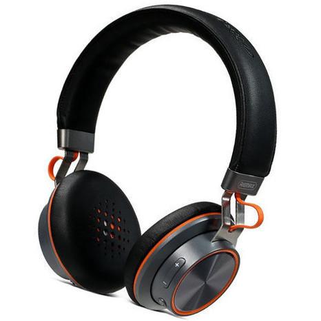 Навушники Bluetooth Remax RB-195HB Black (332501)