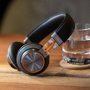 Навушники Bluetooth Remax RB-195HB Black (332501), фото 2