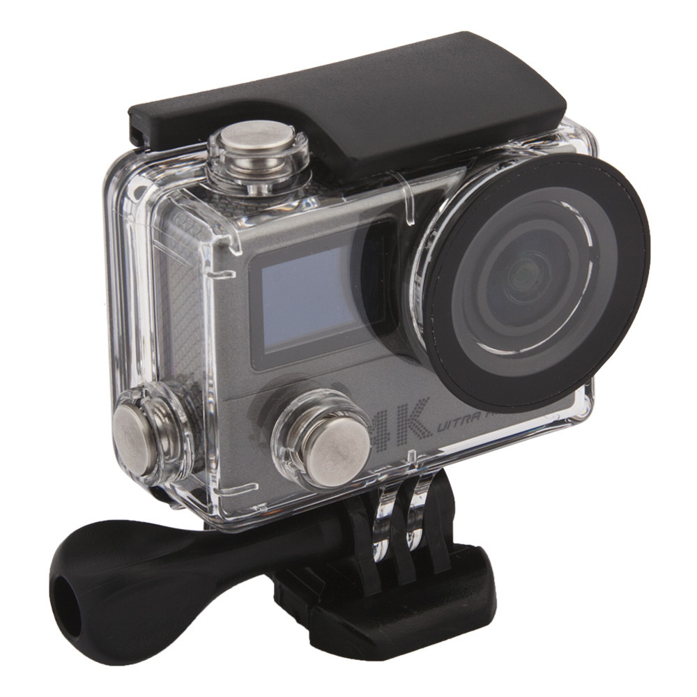 Екшн-камера Remax SD-02 Mini Waterproof Sports Чорна (113701)