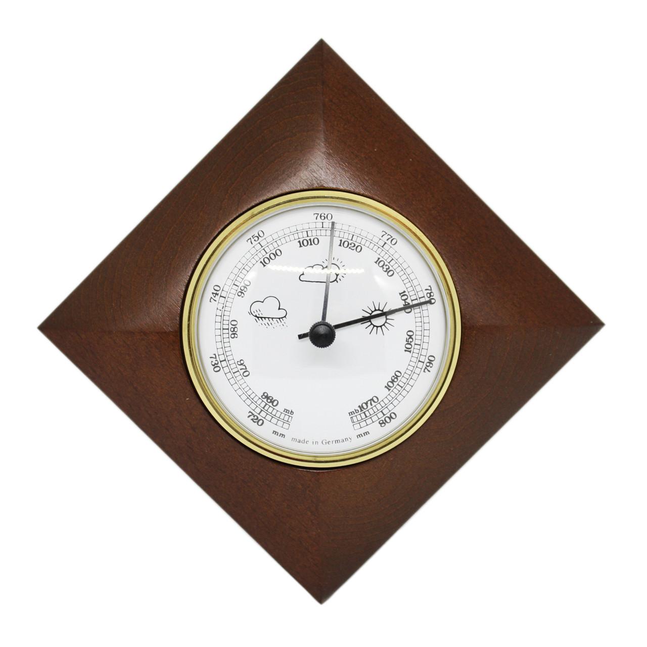 Настенный барометр Moller 201002 Красное дерево (201002)