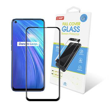 Защитное стекло Global для Realme 6 Full Glue Black (1283126501012)