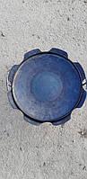 Сковорода из оригильного диска бороны Ромашка 56см с бортом