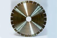 Сегментный алмазный отрезной круг (беcшумный) LASER GRANITE 400