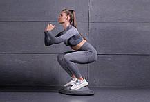Функциональная балансировочная полусфера для фитнеса Bosu Pro, фото 3