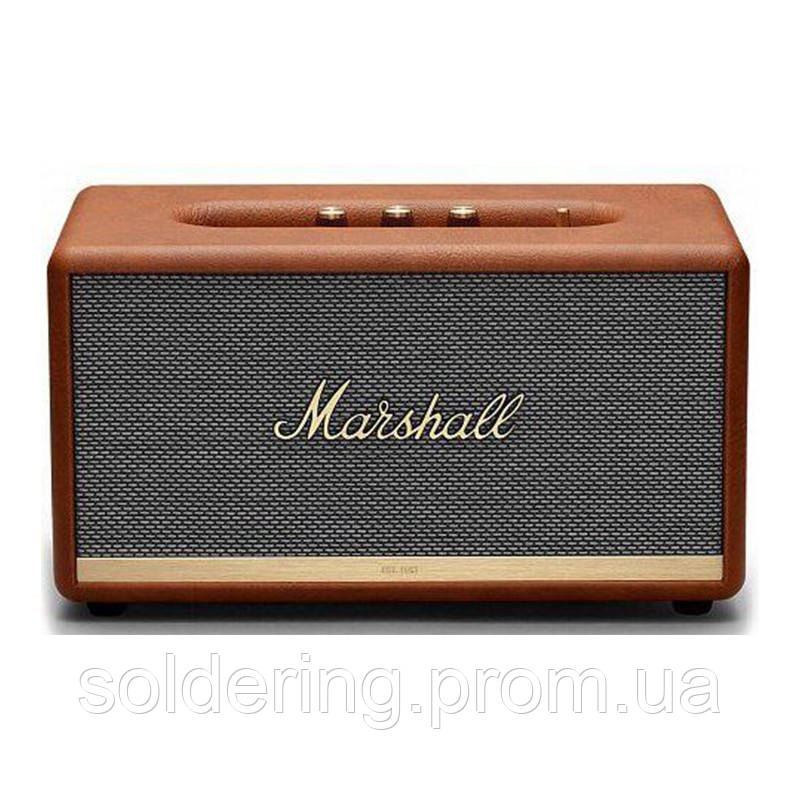 Акустическая система Marshall Louder Speaker Stanmore II Bluetooth Brown (1002766)