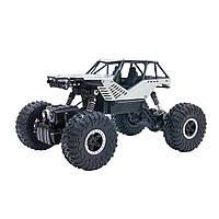 Автомобиль на р/у Sulong Toys Off-Road Crawler - Rock серебристый 1:18 (SL-111RHS), фото 1