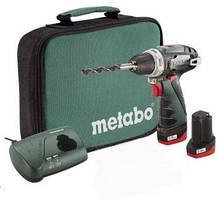 Дрель шуруповерт METABO PowerMaxx BS (600079550)