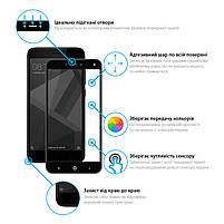 Защитное стекло Global для Samsung Galaxy A10 SM-A105 Full Glue Black (1283126490972), фото 2