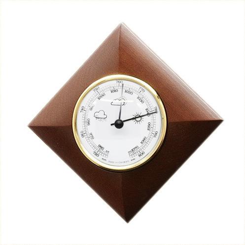 Настінний барометр Moller 201001 Волоський горіх (201001)