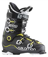 Горнолыжные ботинки Salomon X PRO 90 ANTHRACITE/black/ACIDE green (MD) 27