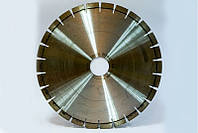 Сегментный алмазный отрезной круг (беcшумный) LASER GRANITE 500