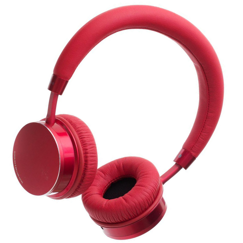 Навушники bluetooth Remax RB-520HB Red (330042)