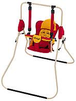 Детская Качель Babyroom Casper красный-оранжевый