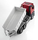 Іграшка вантажівка Mercedes-Benz Arocs, 6x4, Abrollcontainer mit Figur, артикул B66006044, фото 3
