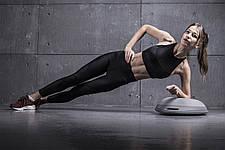 Функциональная балансировочная полусфера для фитнеса Bosu Pro, фото 2