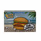 Полотенце пляжное Гамбургер (IMP_73_BURGER), фото 4