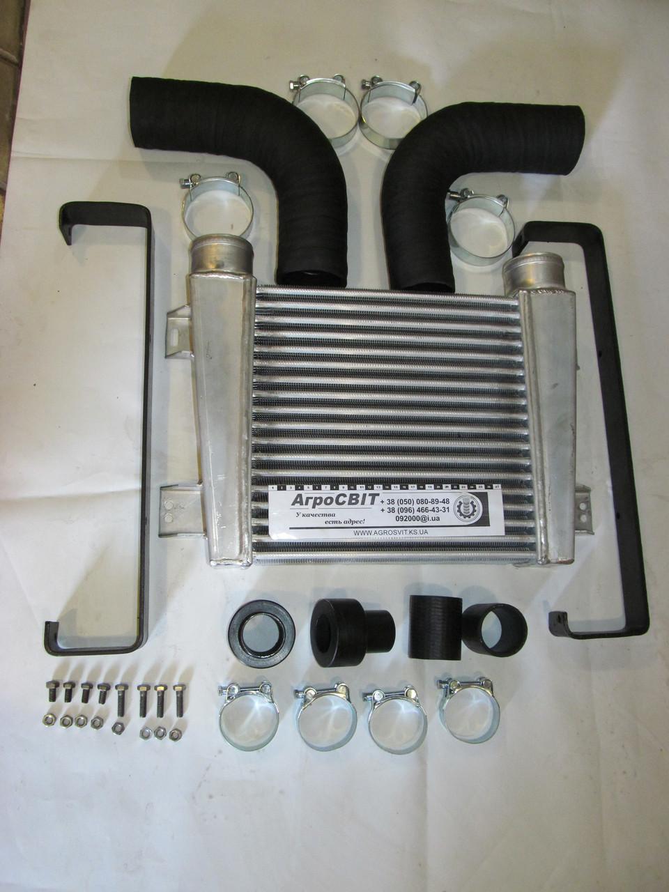 Набор для установки интеркулера на МТЗ-80-82 (в сборе)