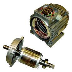 Комплектующие для электродвигателей