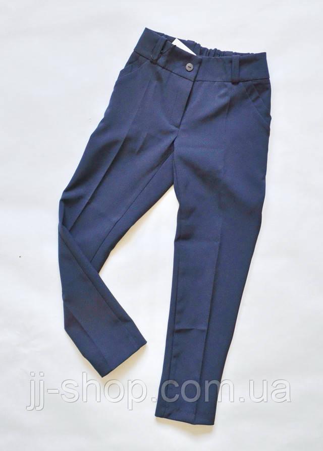 Детские школьные брюки на девочек