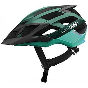 Шолом велосипедний ABUS MOVENTOR M Smaragd Green (781711), фото 2