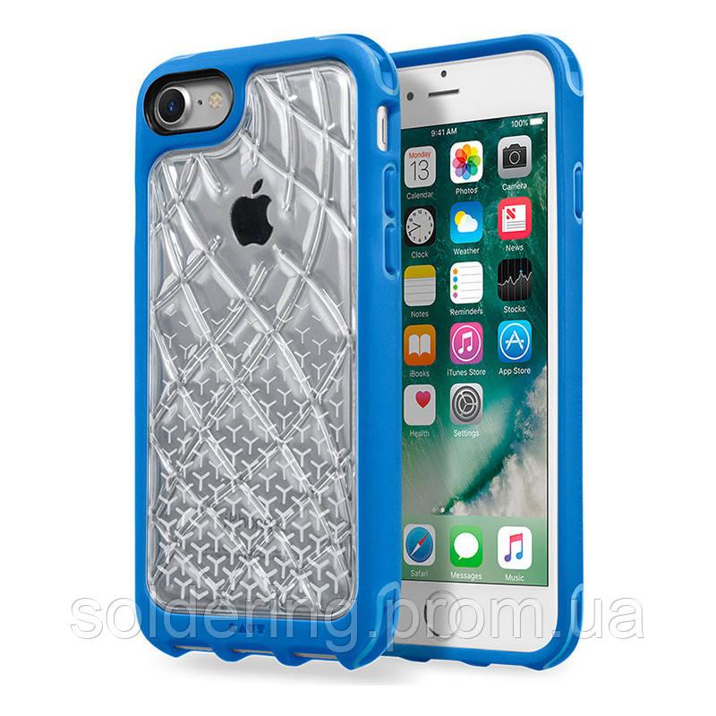 Чехол LAUT R1 Ridgeback для iPhone SE 2020/8/7 Sky Blue (LAUT_IP7_R1_SK)