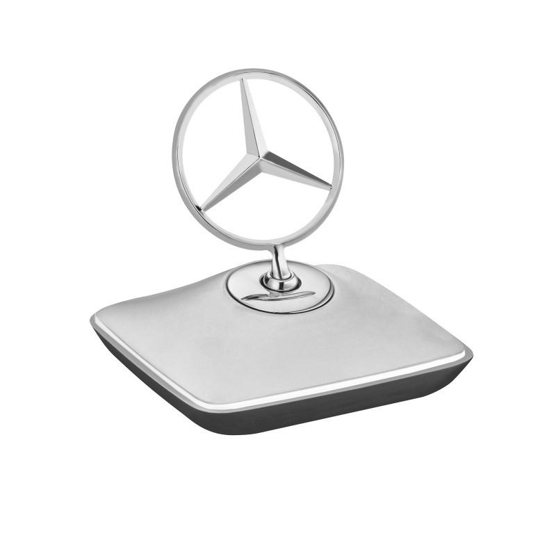 Прес-пап'є Mercedes Paperweight, Black / Silver, артикул B66954610