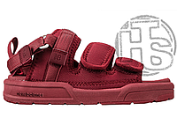 Мужские сандалии New Balance Beach Couple Sports Sandals Bordo