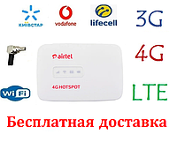 Мобильный модем 3G 4G WiFi Роутер Alcatel MW40 Киевстар, Vodafone, Lifecell  с 1 выходом под антенну