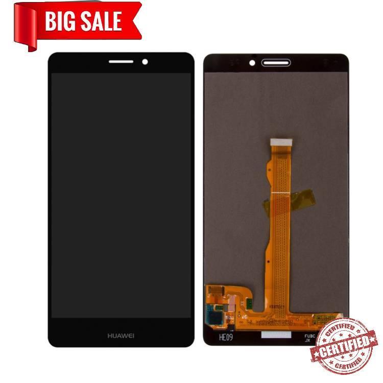 Модуль (сенсор+дисплей) для Huawei MATE S (CRR-L09) чорний