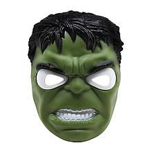 Маска  Hulk  свет