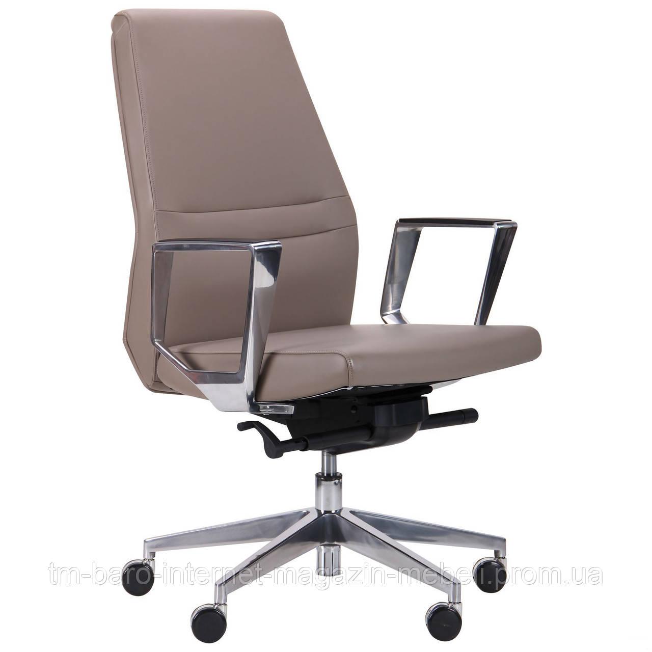 Кресло Larry LB Light Grey (Лари), светло-серый