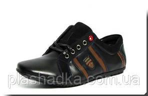 Туфли PALIAMENT 6531 черный. Размеры 33-37