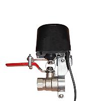 Умный Wi-Fi электропривод для шарового крана, фото 1