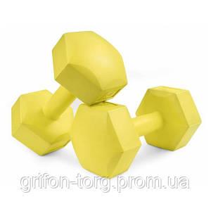 Набір гантелек композитних 2x3kg HS-C030DH