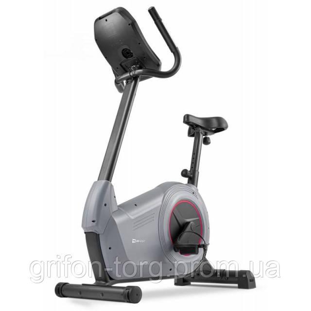 Велотренажер Hop-Sport HS-100H Solid gray iConsole+mat