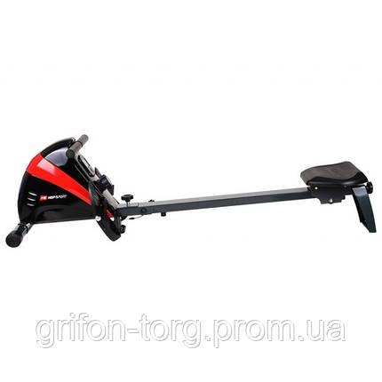 Гребний тренажер Hop-Sport HS-030R Boost Red, фото 2