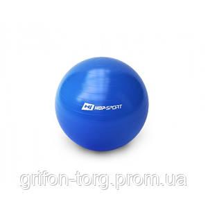 Фітбол Hop-Sport 65cm blue + насос