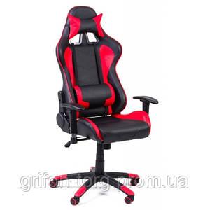Офісний стілець Formula red/black