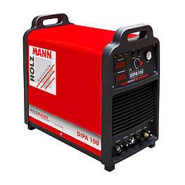 Інверторний апарат для плазмового різання Holzmann DIPA100