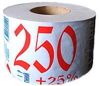 """Туалетний папір ТМ """"Волинь"""" 250 Гільза (24)"""