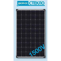 Сонячна панель JASolar 270W, Poly, 1500V, DoubleGlass (JAP6DG1500-60-270W)