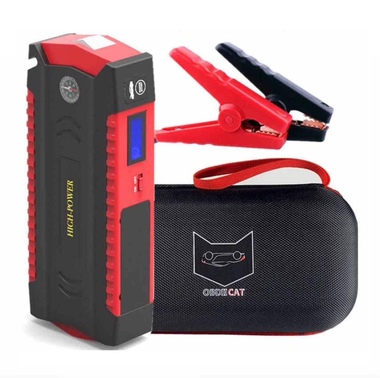 Пуско-зарядний пристрій OBDIICAT D9