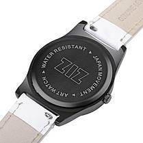 Часы White на кожаном ремешке + доп. ремешок + подарочная коробка (4100242), фото 3