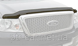 Дефлектор капота (мухобойка)  Ford Kuga Kuga 2013-2017 (HIC)