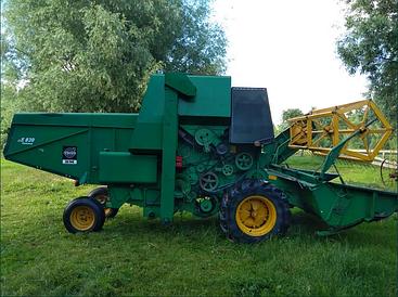 Зернозбиральний міні комбайн Volvo 830
