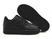 Кроссовки Nike Air Force 1 All Black Low