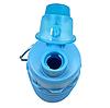 Силиконовая складная бутылка 500 мл / Бутылка трансформер для воды, фото 5